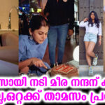 meera nandan birthday